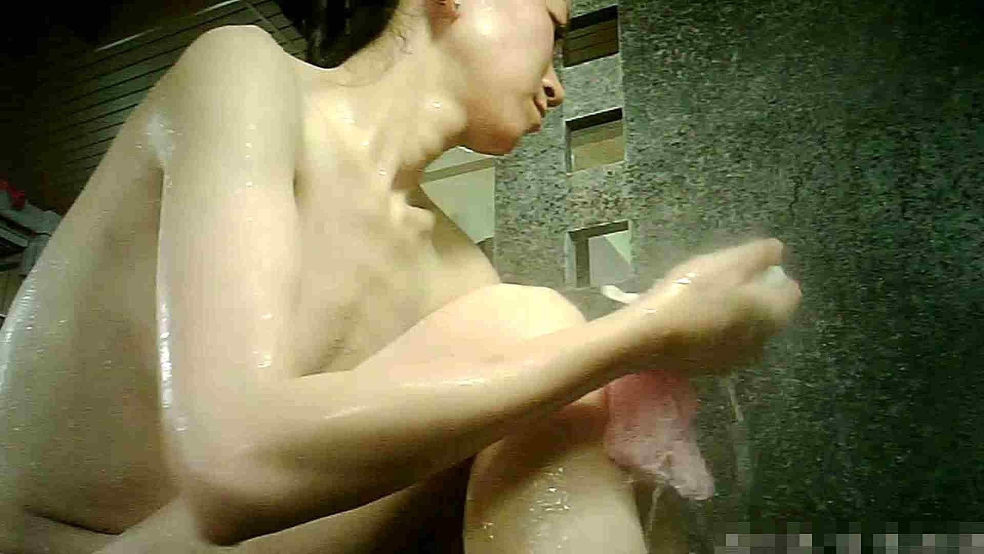 無修正ヌード|Vol.60 洗い場!とにかく清楚なお嬢様、右足はどうしたのでしょう・・・|怪盗ジョーカー