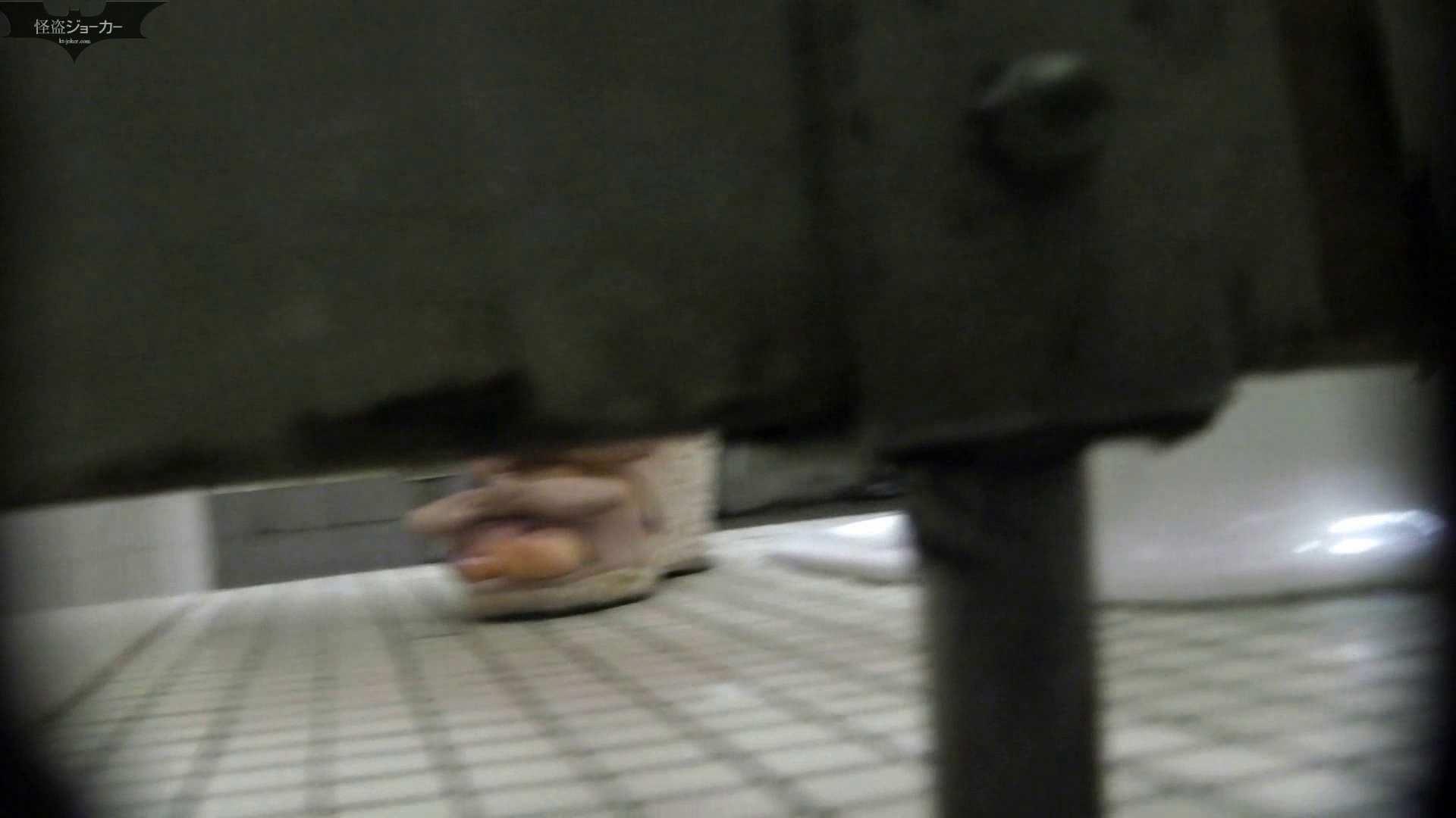 無修正ヌード 【美しき個室な世界】洗面所特攻隊 vol.051 怪盗ジョーカー