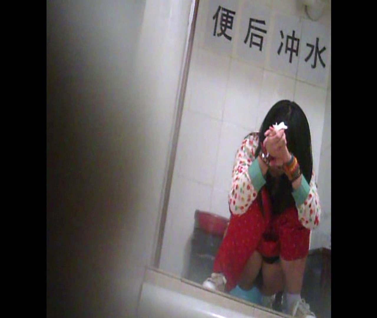 無修正ヌード|Vol.01 赤のパンツスタイルがとっても眩しい!!|怪盗ジョーカー