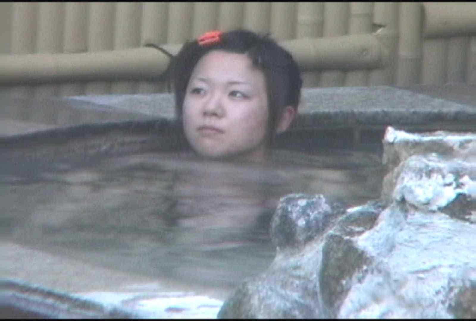 無修正ヌード Aquaな露天風呂Vol.175 のぞき本舗 中村屋