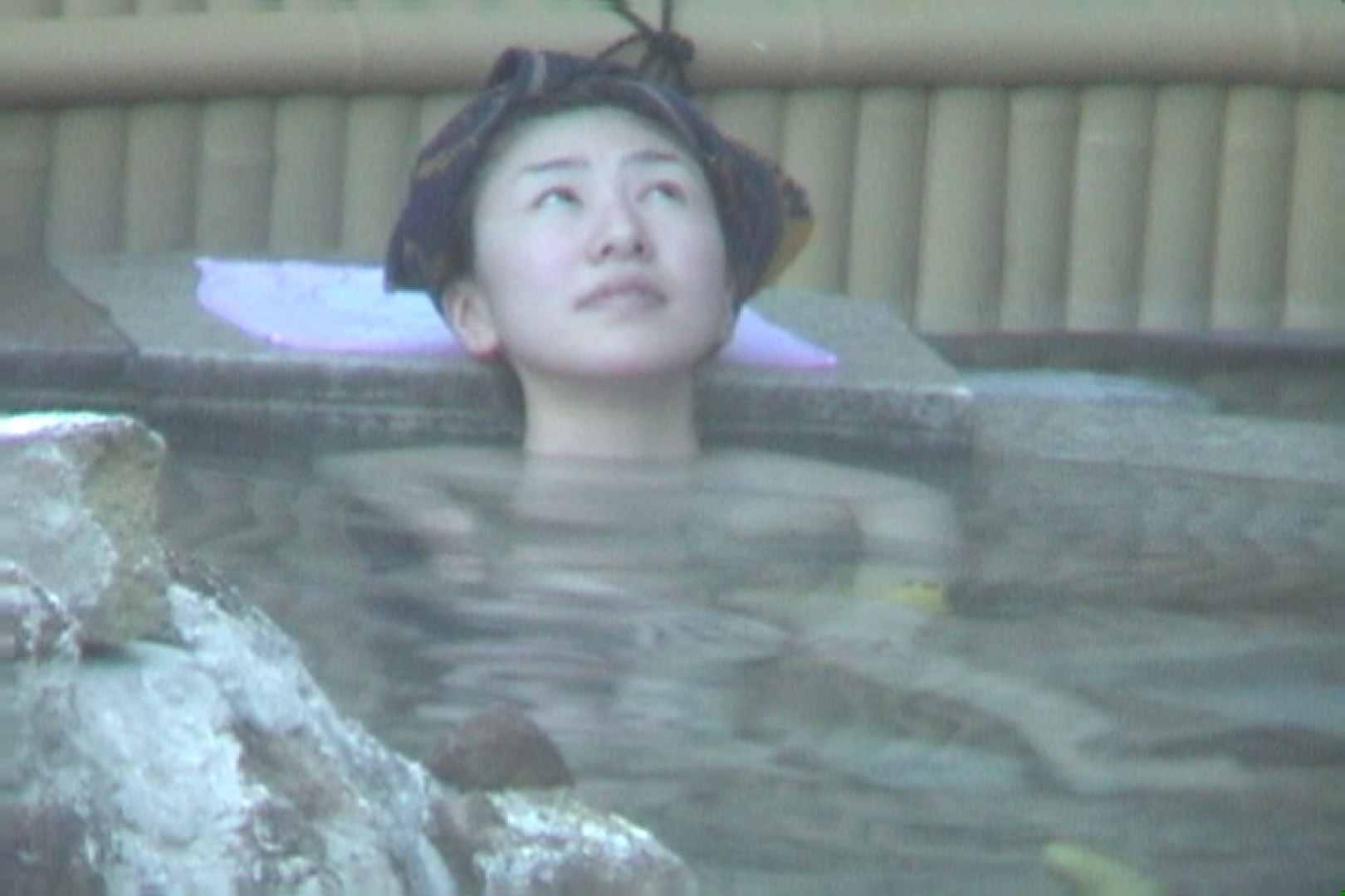 無修正ヌード Aquaな露天風呂Vol.607 のぞき本舗 中村屋