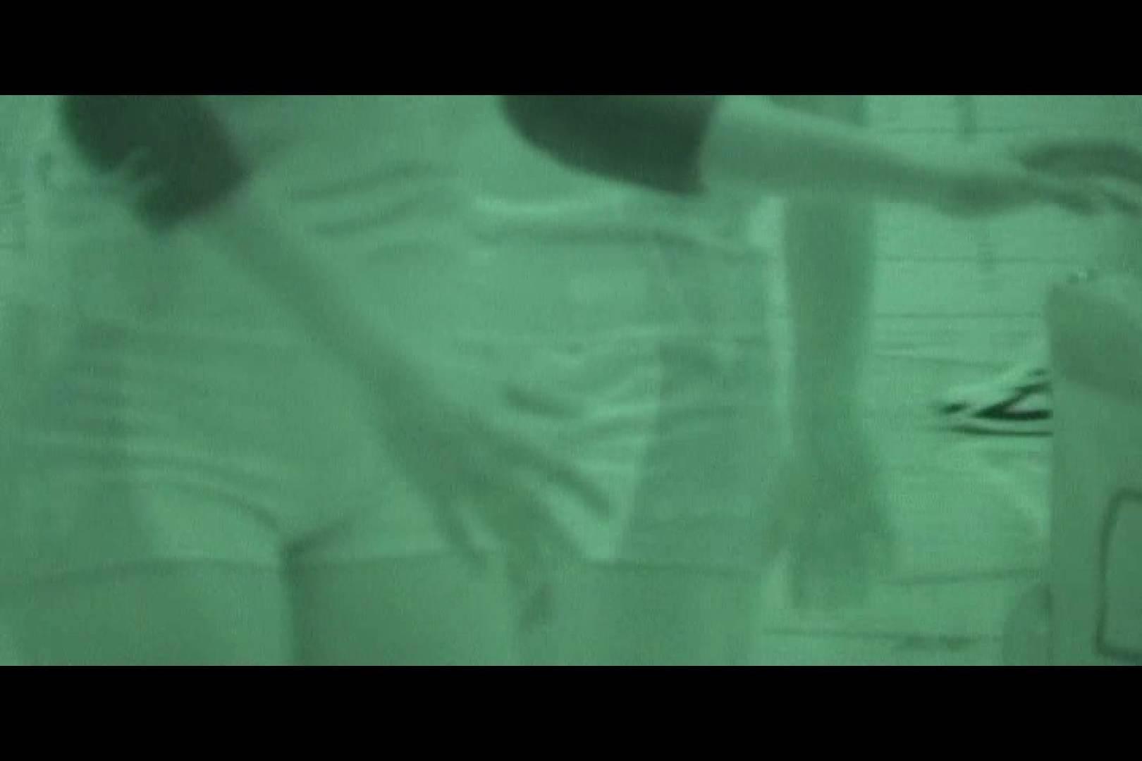 無修正ヌード 赤外線ムレスケバレー(汗) vol.06 のぞき本舗 中村屋