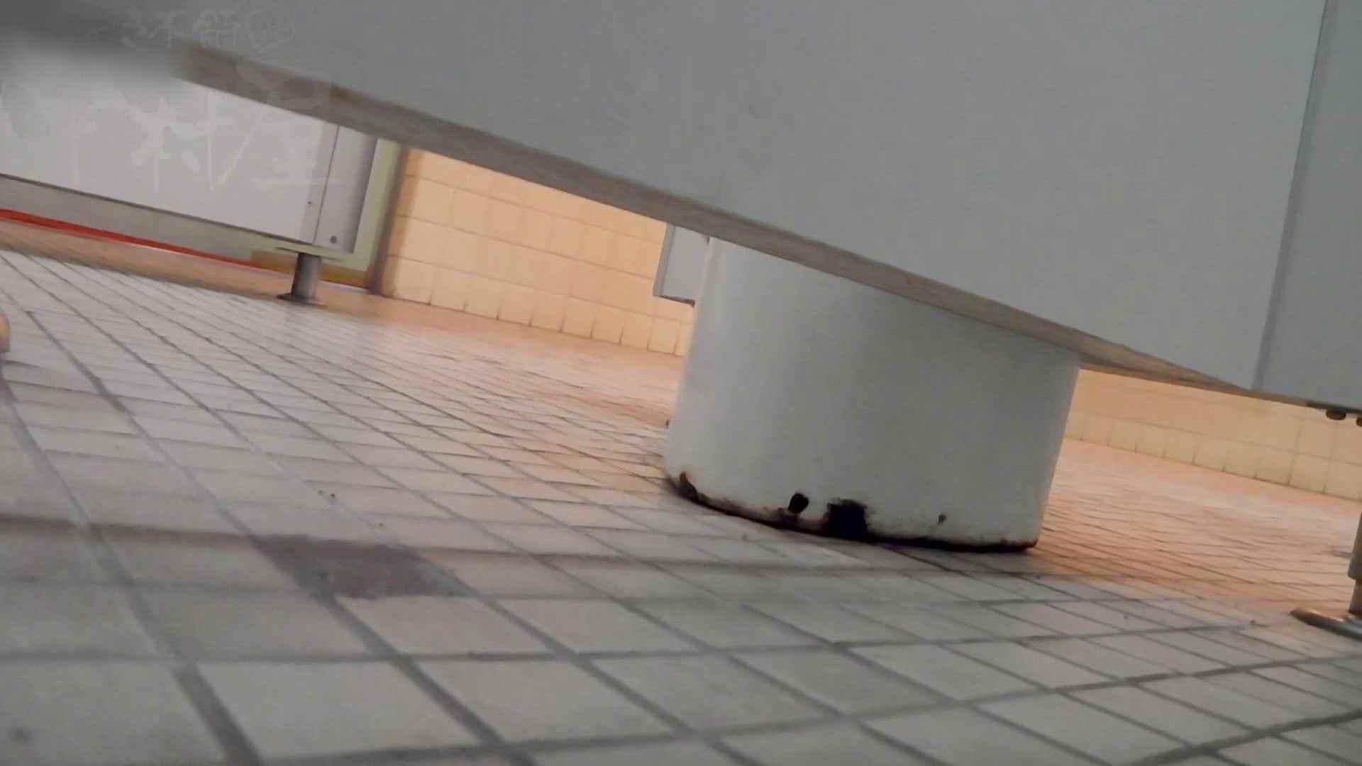 無修正ヌード マンコ丸見え!第三体育館潜入撮File006 進化!! のぞき本舗 中村屋