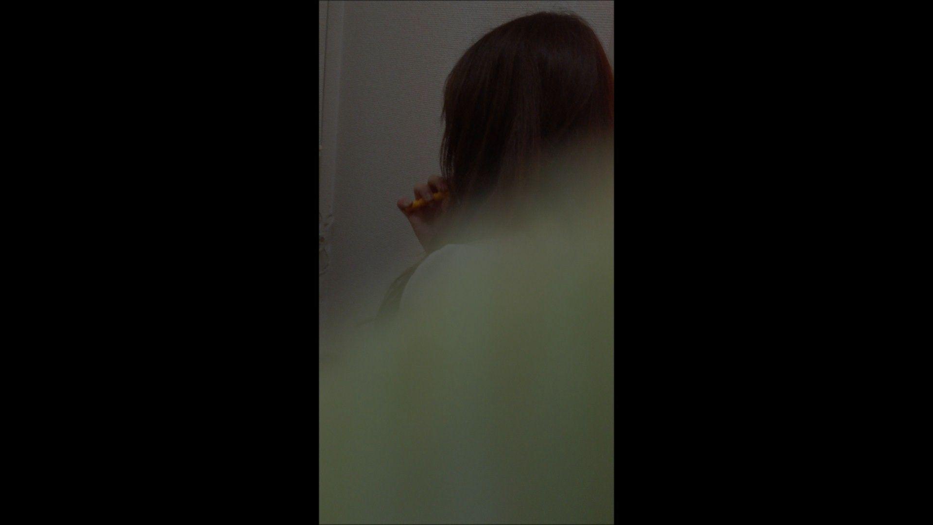 無修正ヌード|08(8日目)メイク中の彼女の顔を撮りました!|大奥
