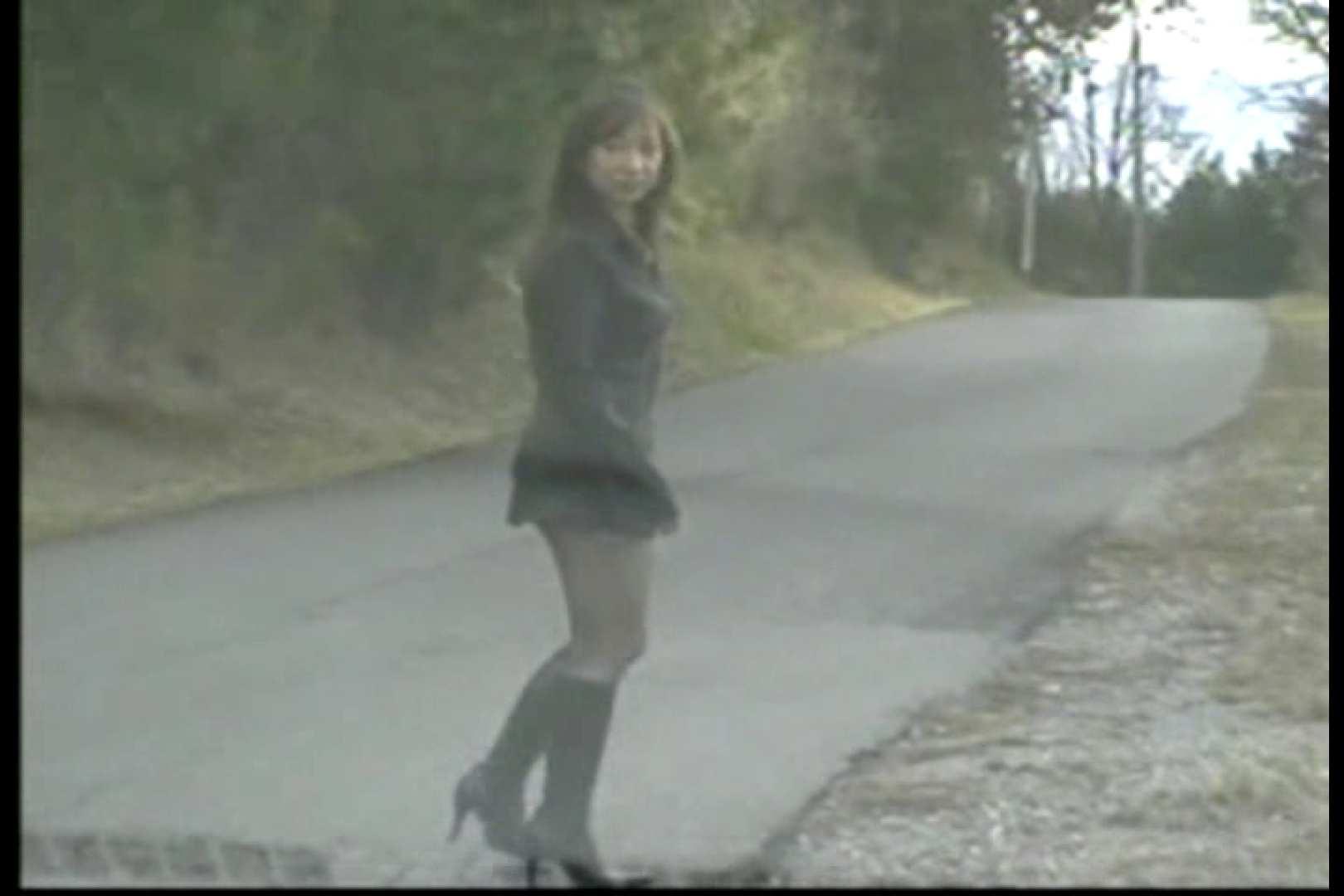 美熟女の野外露出プレイ2 野外 | 熟女の裸体  70画像 1