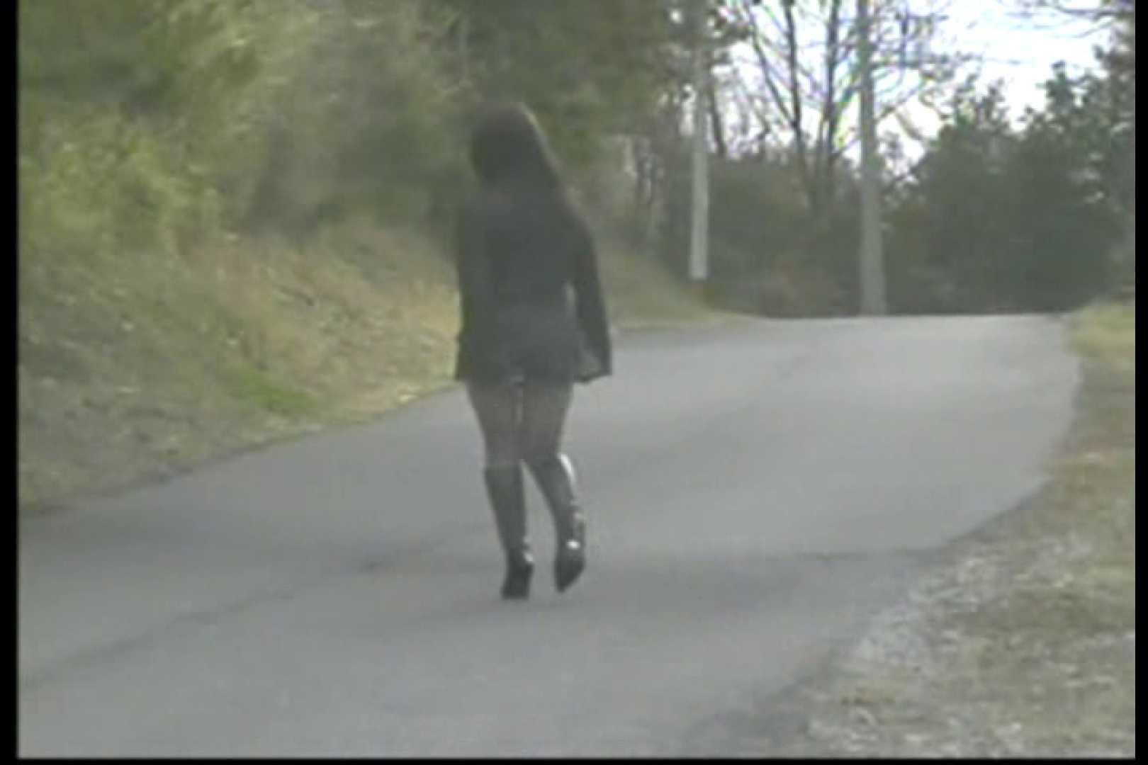 美熟女の野外露出プレイ2 野外 | 熟女の裸体  70画像 5