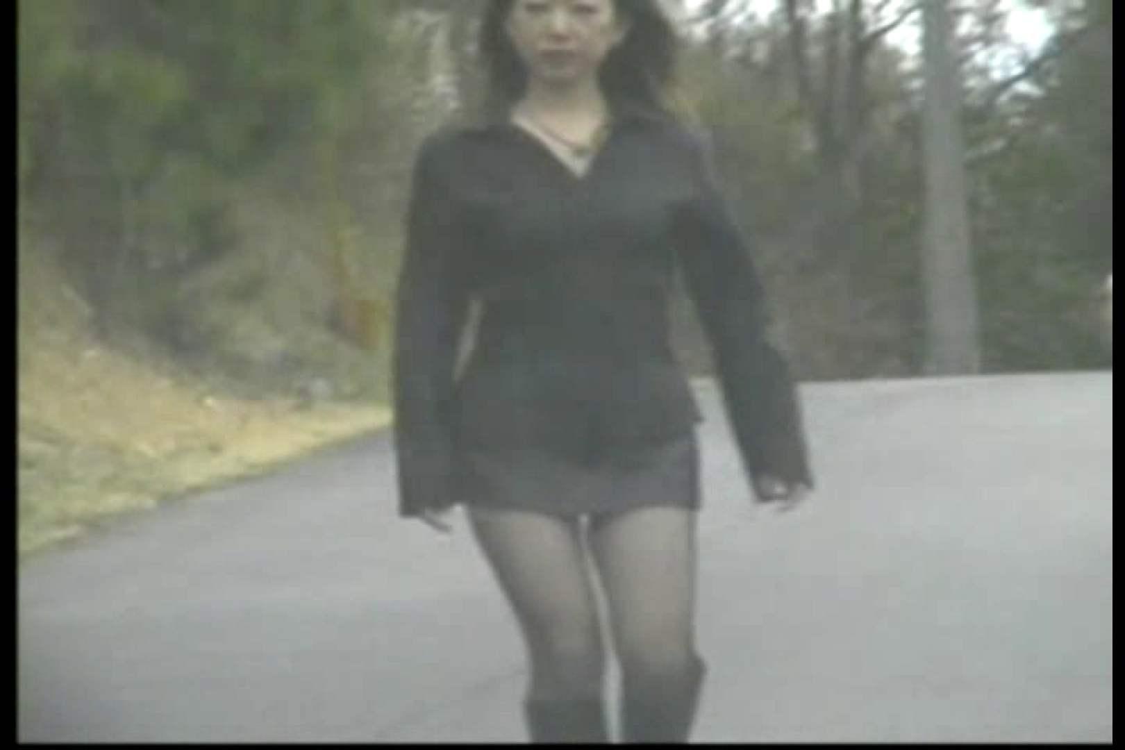 美熟女の野外露出プレイ2 野外 | 熟女の裸体  70画像 8
