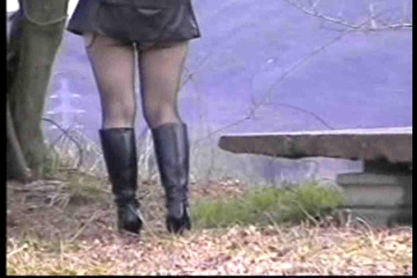 美熟女の野外露出プレイ2 野外 | 熟女の裸体  70画像 26