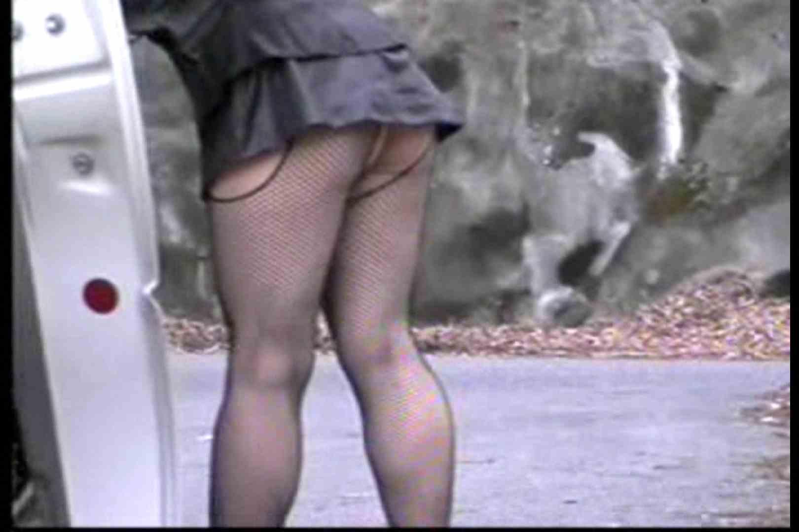 美熟女の野外露出プレイ2 野外 | 熟女の裸体  70画像 51
