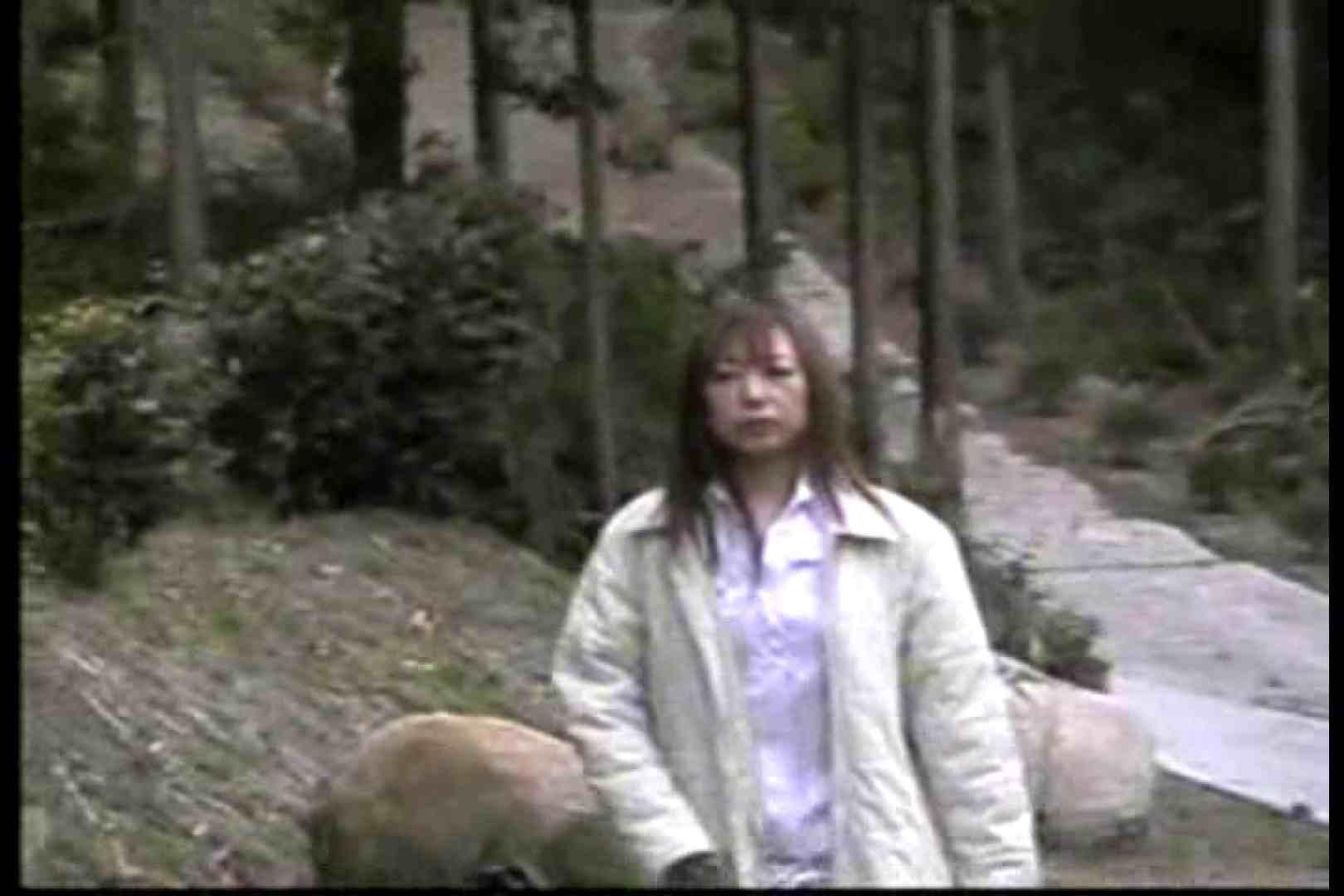 美熟女の野外露出プレイ2 野外 | 熟女の裸体  70画像 56