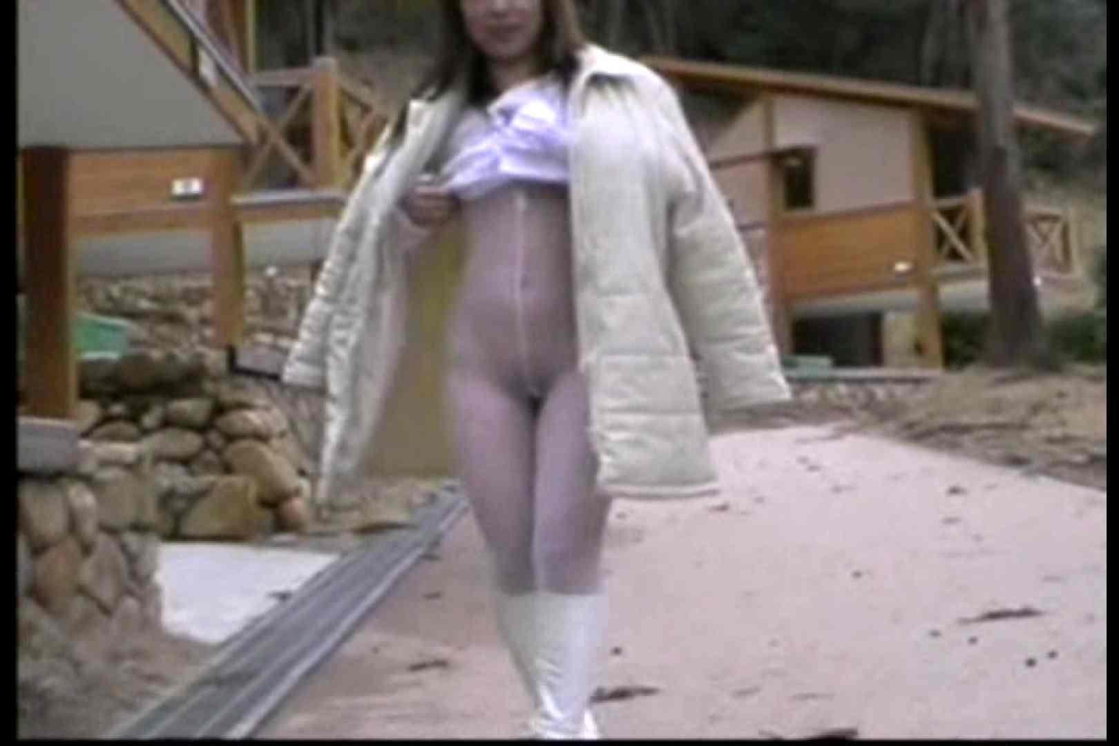 美熟女の野外露出プレイ2 野外 | 熟女の裸体  70画像 63