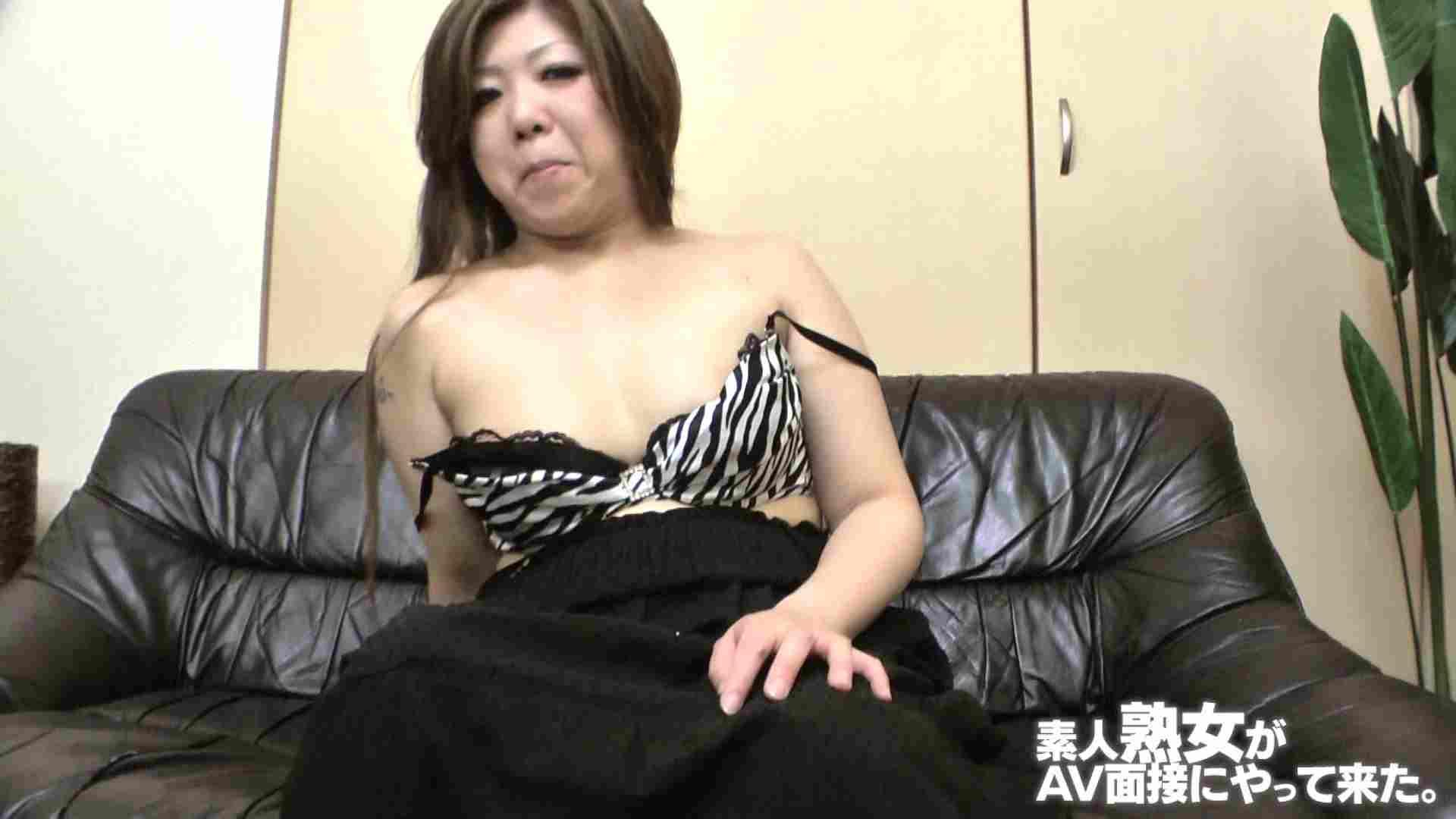 素人熟女がAV面接にやってきた (仮名)ゆかさんVOL.03 OL裸体 | 素人  52画像 32