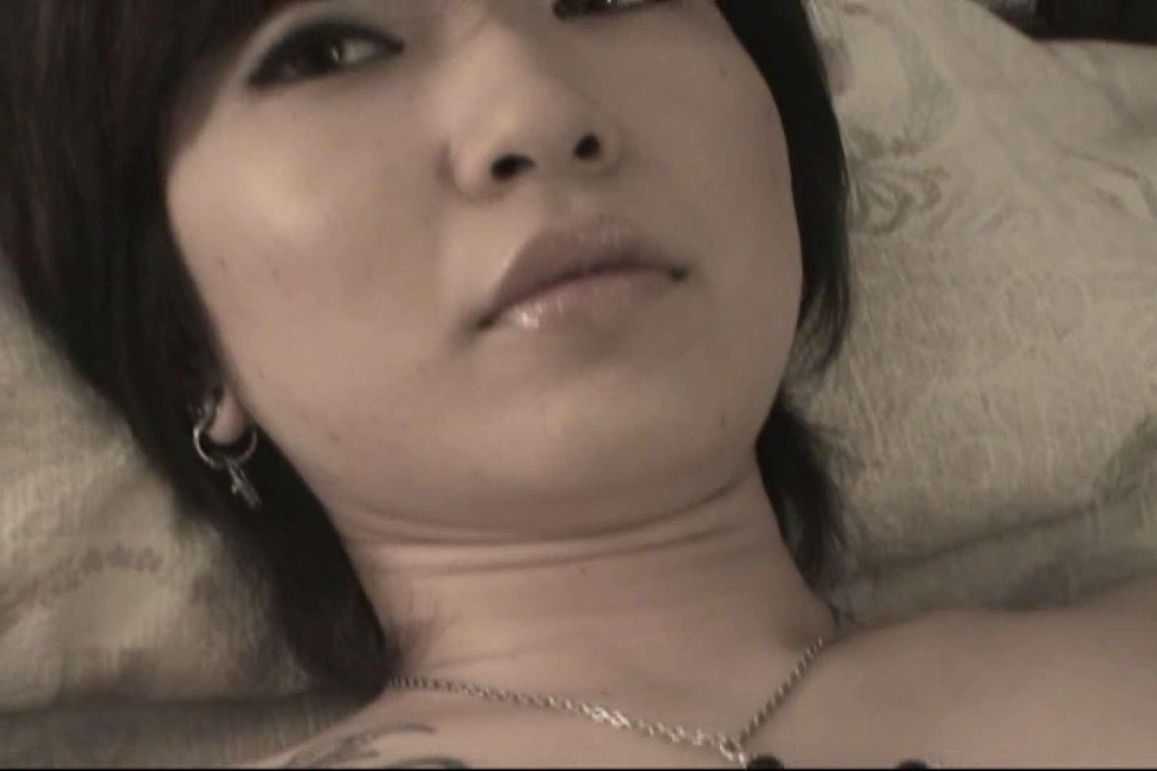 無修正ヌード|全身タトゥーの女王様と中出しセックス~川上みれい~|大奥
