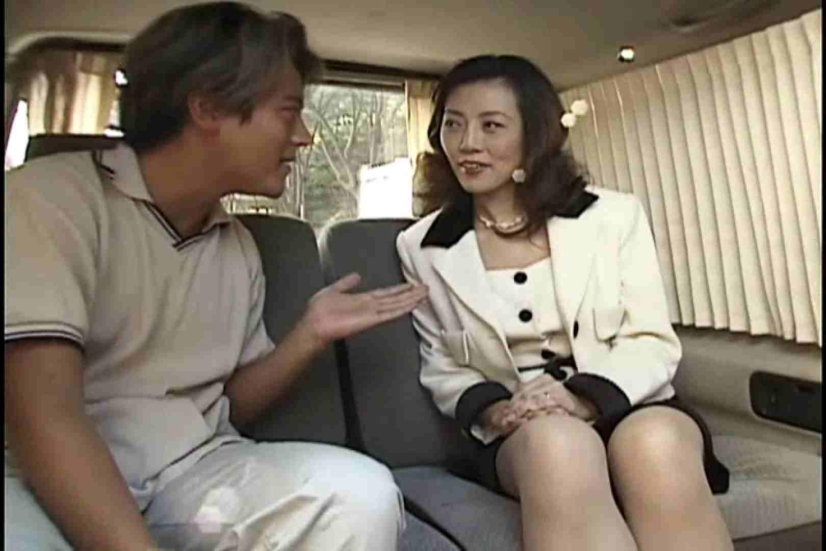 美巨乳Eカップの三十路美人妻と淫乱SEX~島田琴江~ 車 | 淫乱  60画像 8