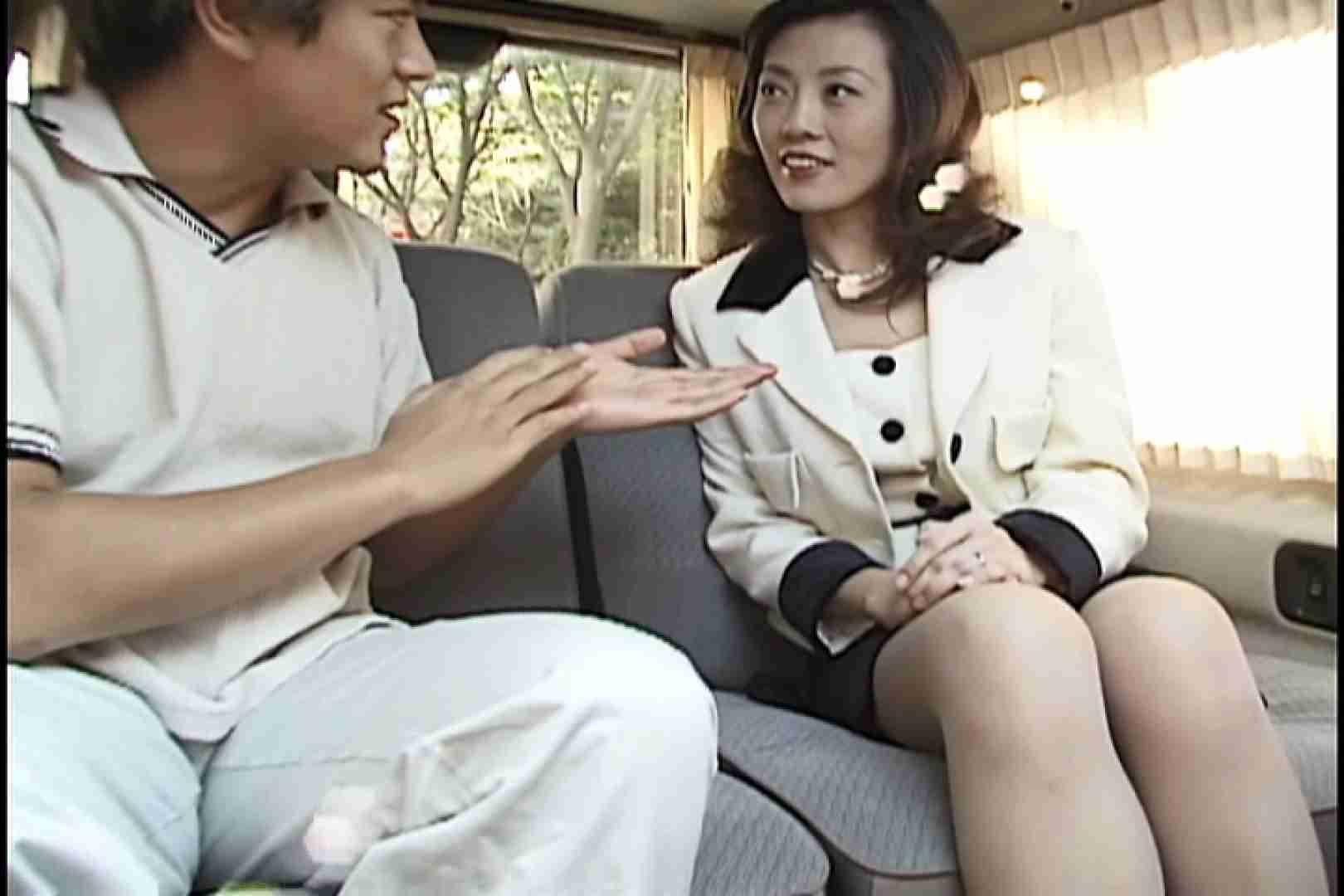 美巨乳Eカップの三十路美人妻と淫乱SEX~島田琴江~ 車 | 淫乱  60画像 9