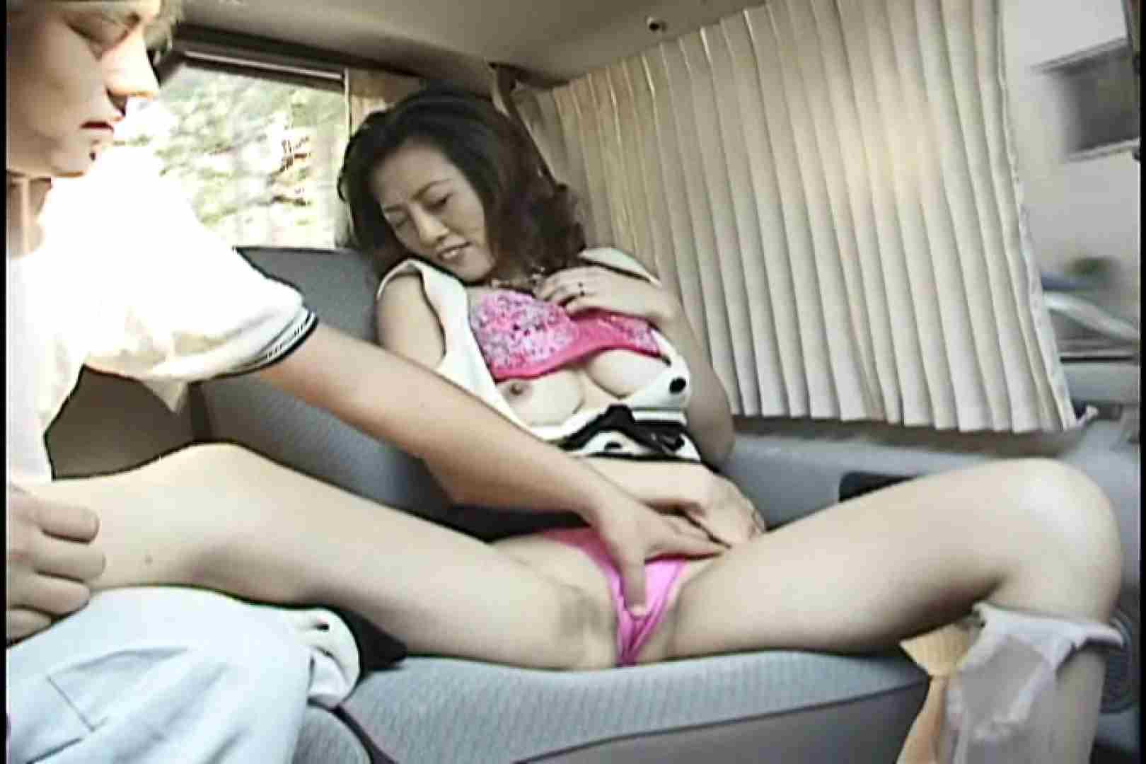 美巨乳Eカップの三十路美人妻と淫乱SEX~島田琴江~ 車 | 淫乱  60画像 33