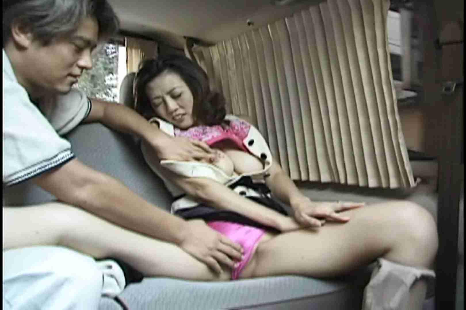 美巨乳Eカップの三十路美人妻と淫乱SEX~島田琴江~ 車 | 淫乱  60画像 34