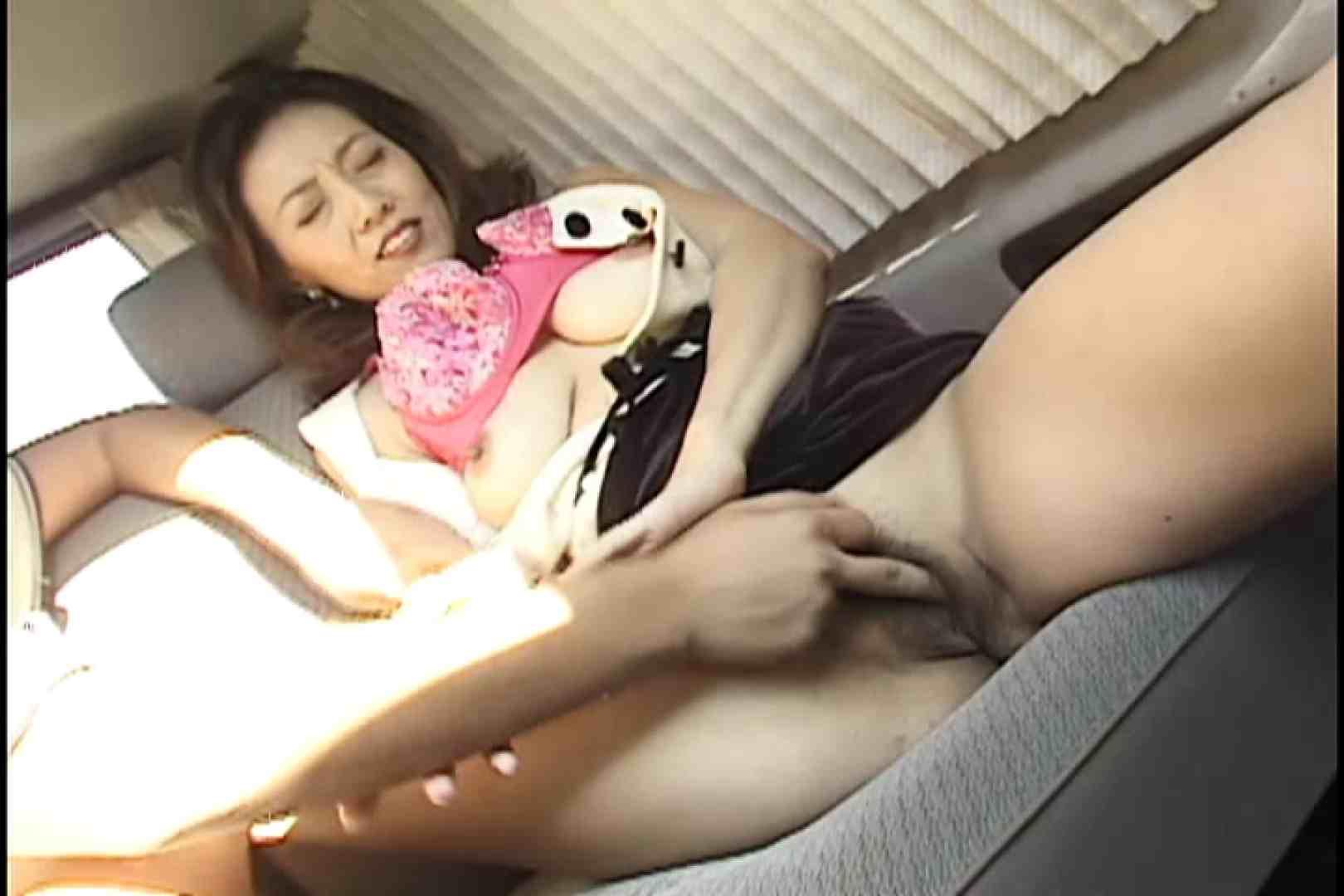 美巨乳Eカップの三十路美人妻と淫乱SEX~島田琴江~ 車 | 淫乱  60画像 48