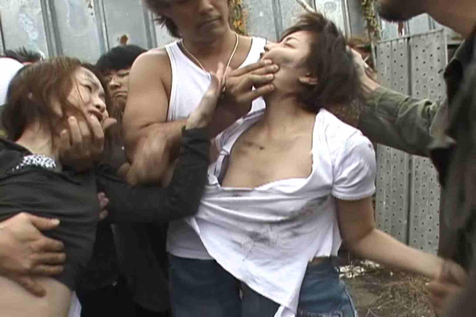 飢えた男達が買い物帰りの女性達に・・・!~vo,2 中出し | 熟女の裸体  85画像 19