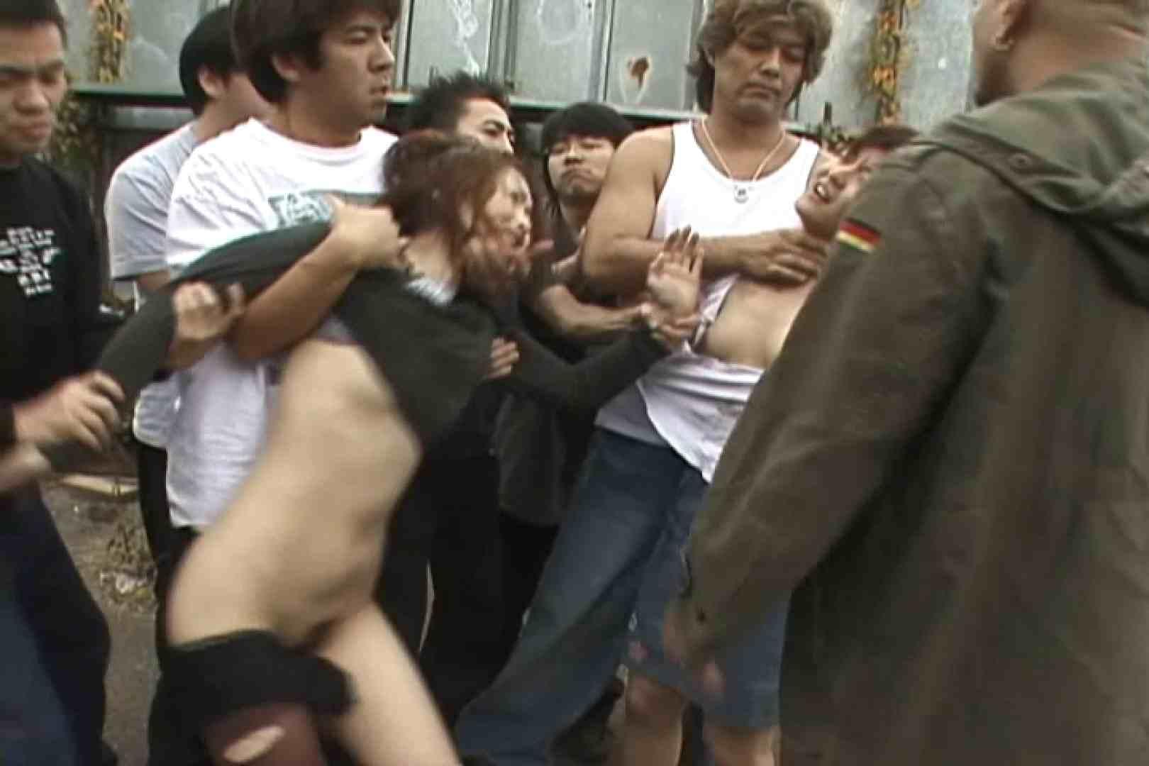 飢えた男達が買い物帰りの女性達に・・・!~vo,2 中出し | 熟女の裸体  85画像 20