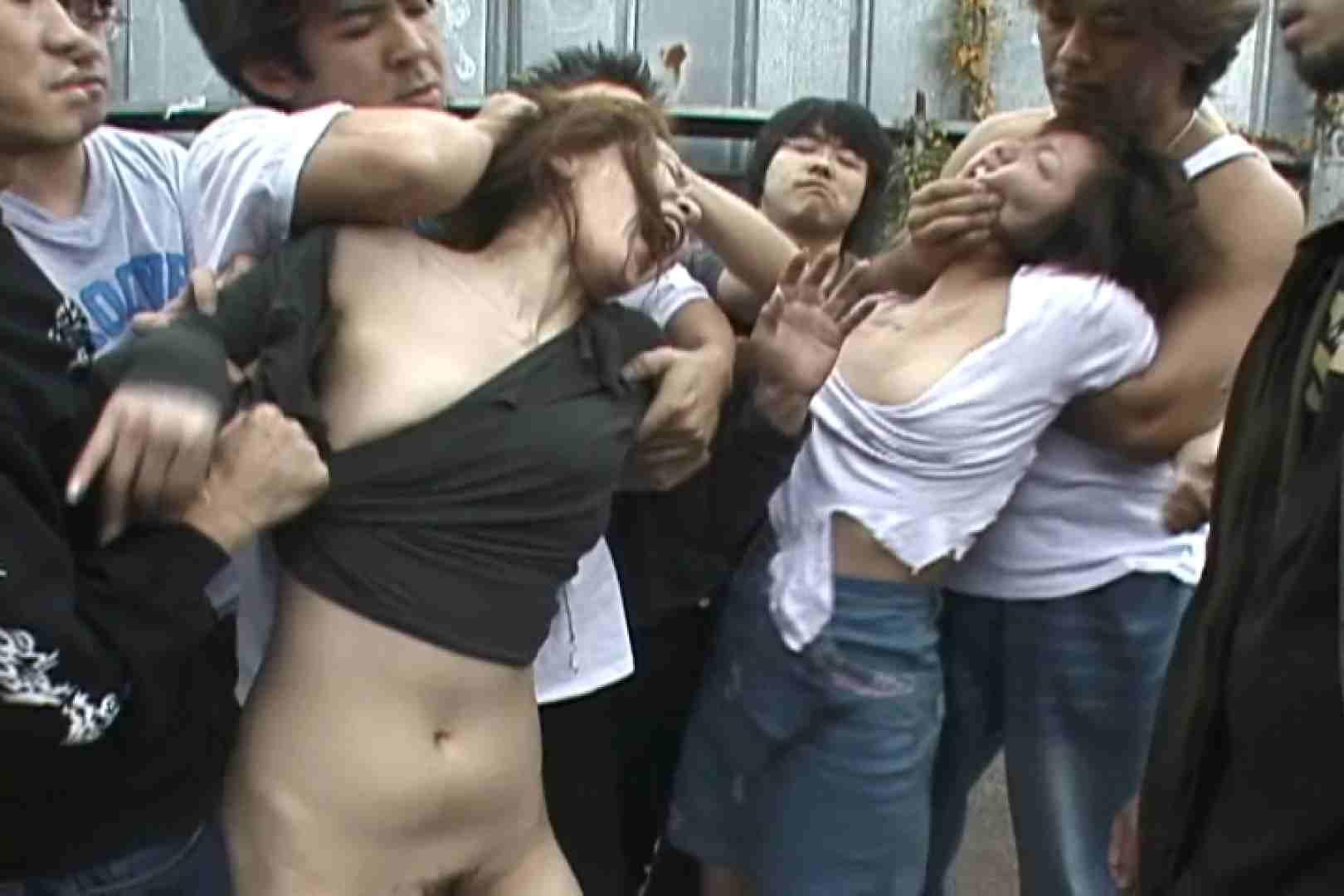 飢えた男達が買い物帰りの女性達に・・・!~vo,2 中出し | 熟女の裸体  85画像 23