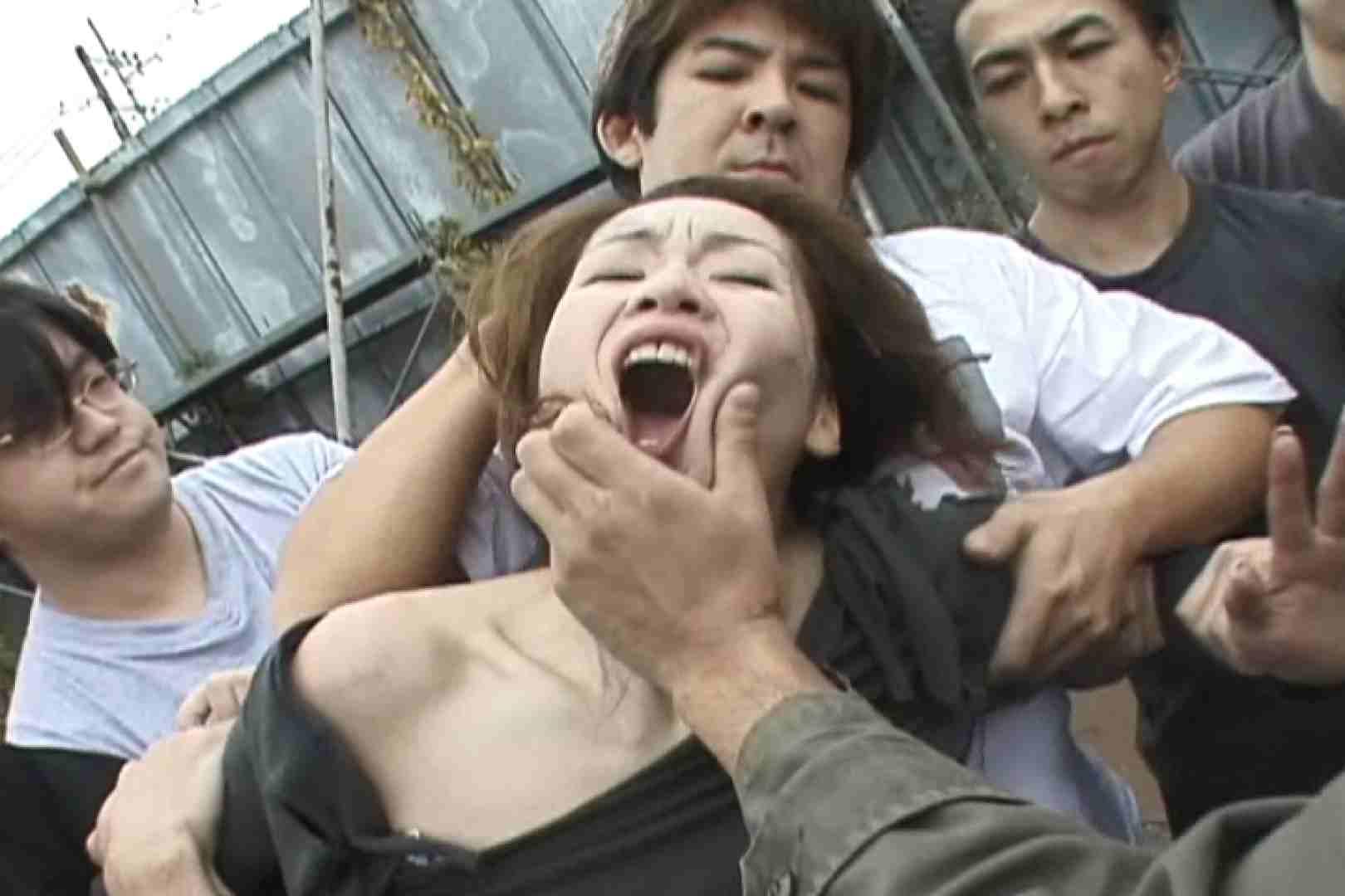 飢えた男達が買い物帰りの女性達に・・・!~vo,2 中出し | 熟女の裸体  85画像 25