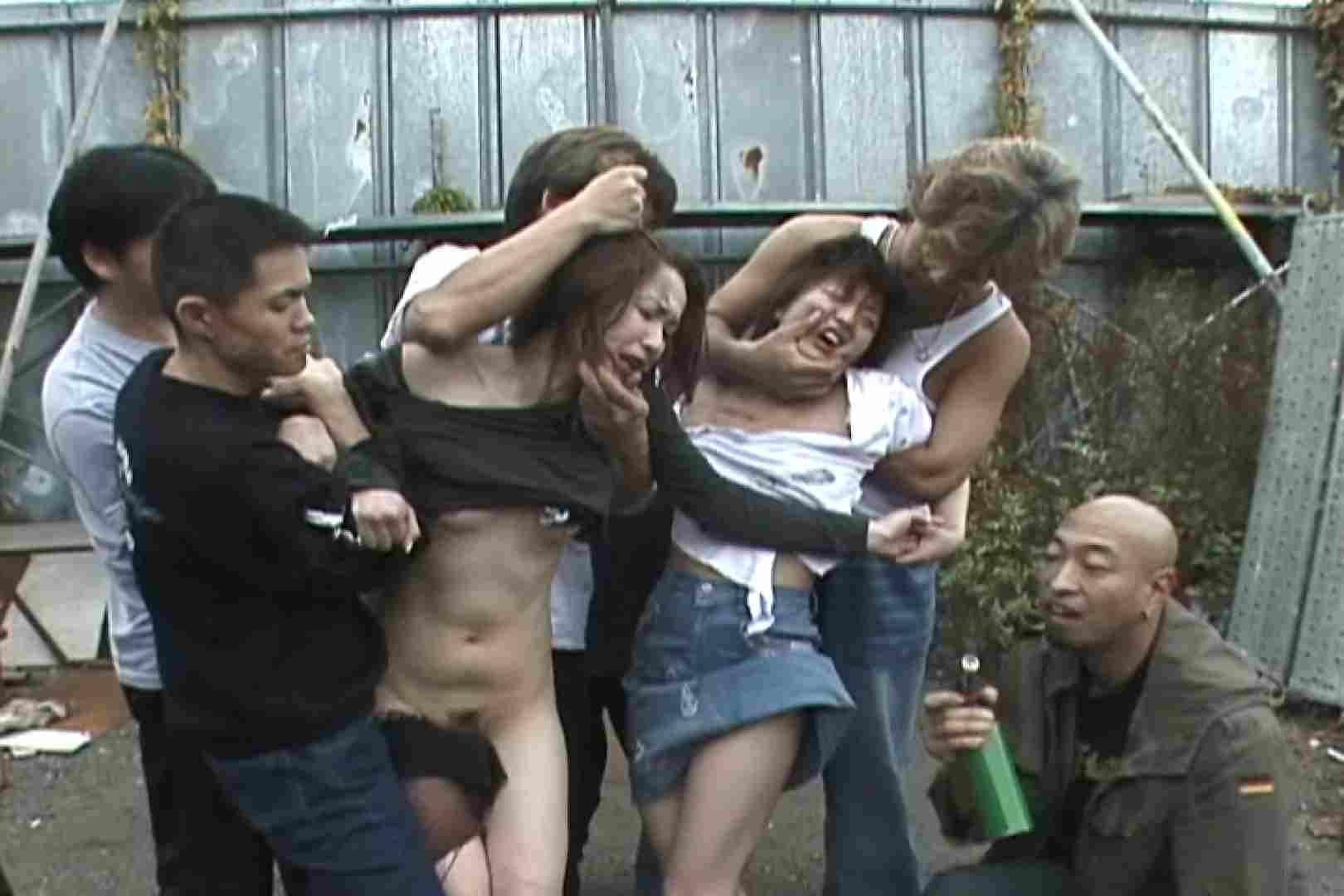 飢えた男達が買い物帰りの女性達に・・・!~vo,2 中出し | 熟女の裸体  85画像 32
