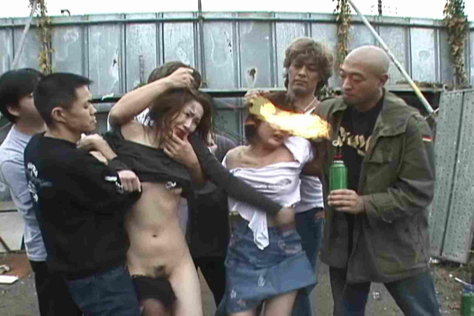 飢えた男達が買い物帰りの女性達に・・・!~vo,2 中出し | 熟女の裸体  85画像 33