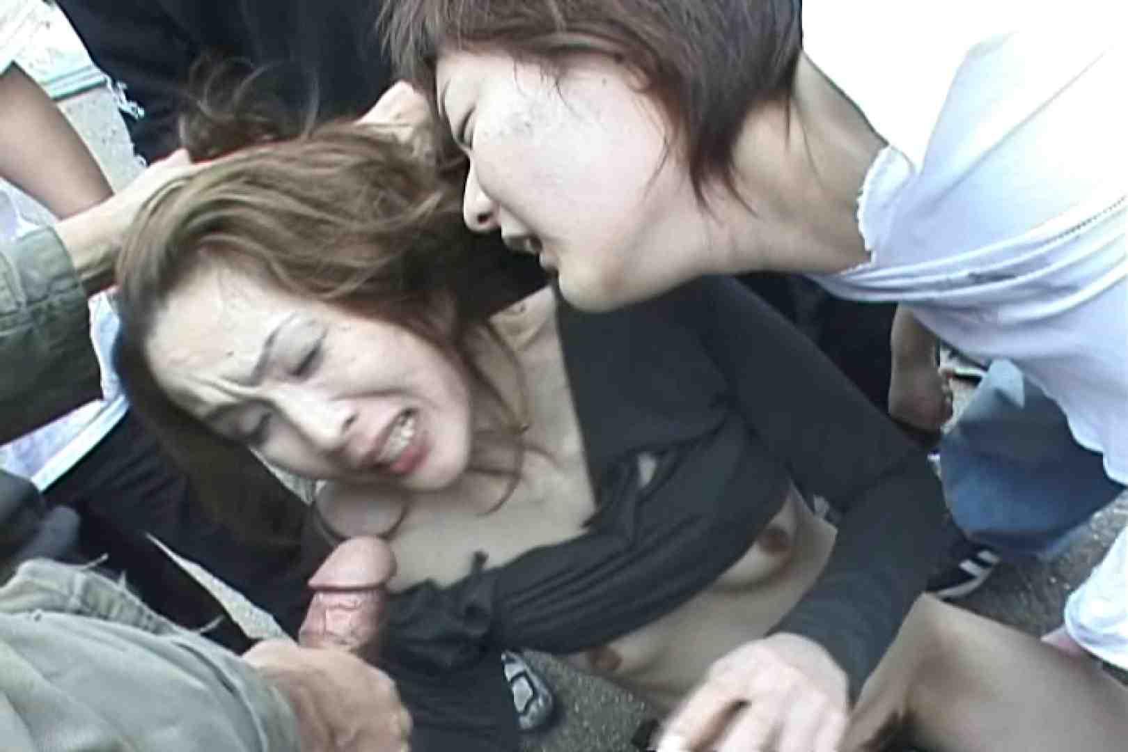 飢えた男達が買い物帰りの女性達に・・・!~vo,2 中出し | 熟女の裸体  85画像 60