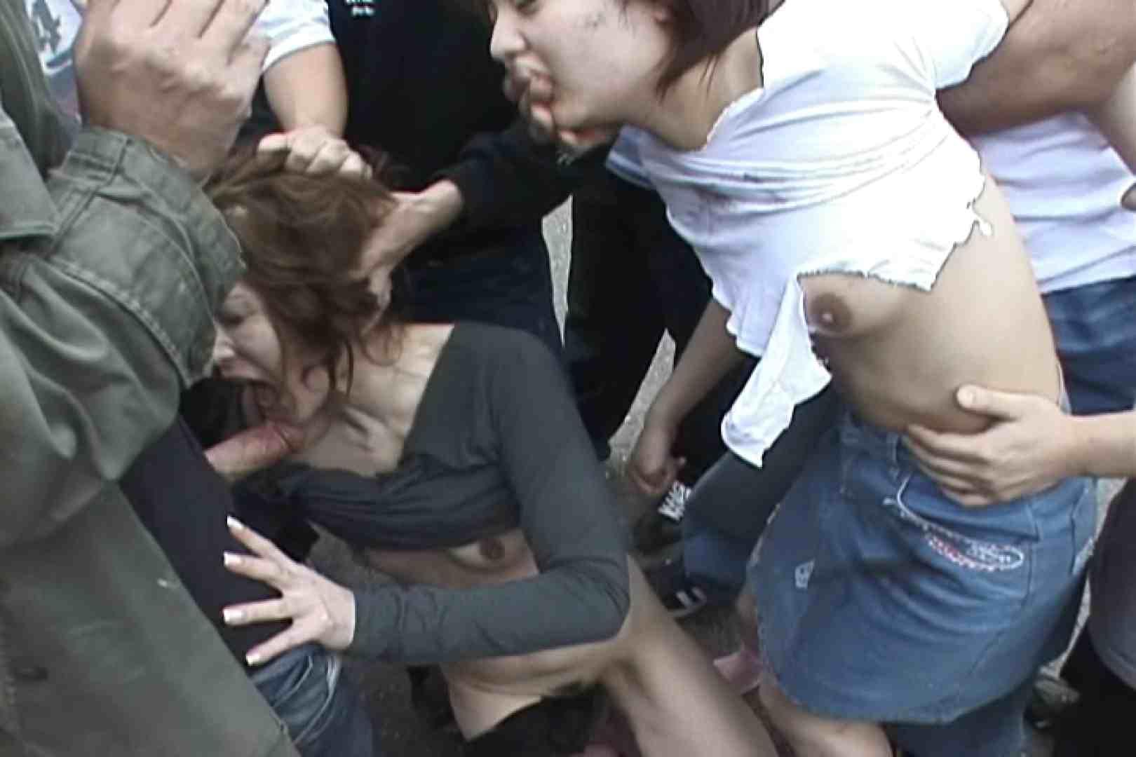 飢えた男達が買い物帰りの女性達に・・・!~vo,2 中出し | 熟女の裸体  85画像 61