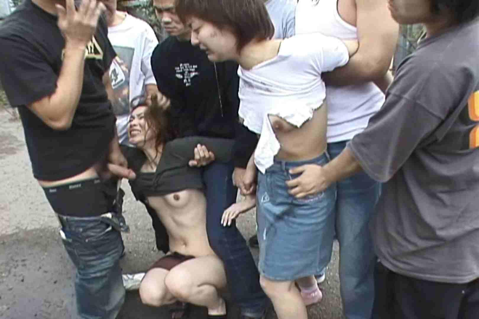 飢えた男達が買い物帰りの女性達に・・・!~vo,2 中出し | 熟女の裸体  85画像 67