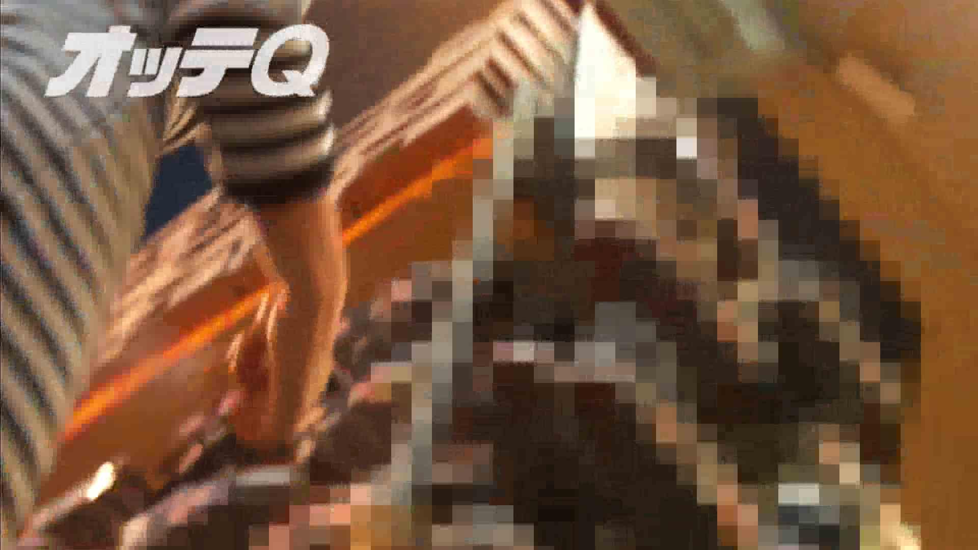 ハイビジョンパンチラ オッテQさんの追跡パンチラデパート編VOL.06 OL裸体 | チラ系  64画像 4