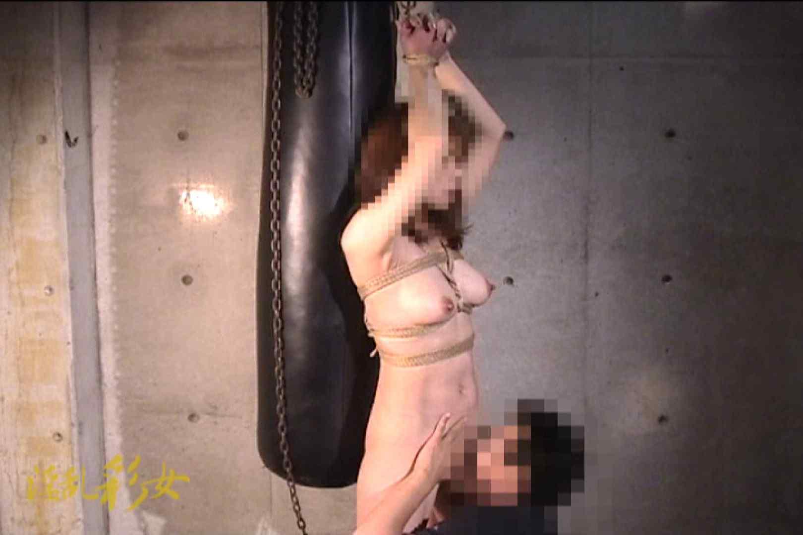 淫乱彩女 麻優里 スタジオで撮影 緊縛 | ギャル達のおっぱい  80画像 32