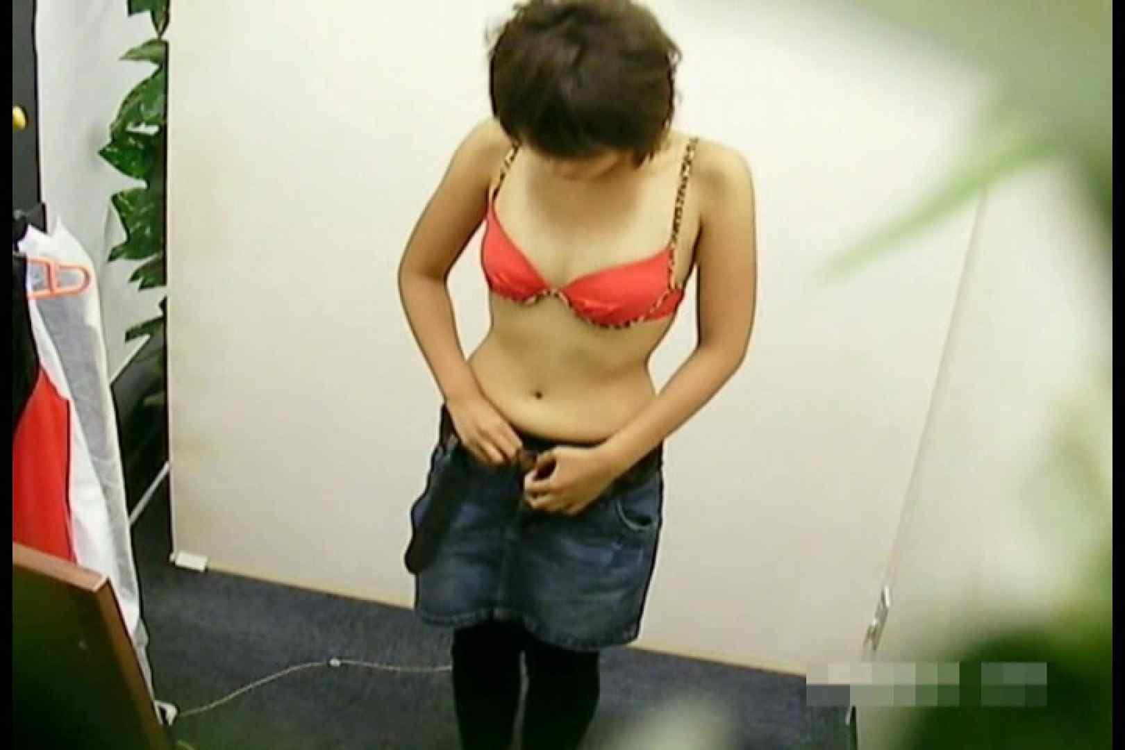 素人撮影 下着だけの撮影のはずが・・・エミちゃん18歳 盗撮   ギャル達のオマンコ  55画像 7