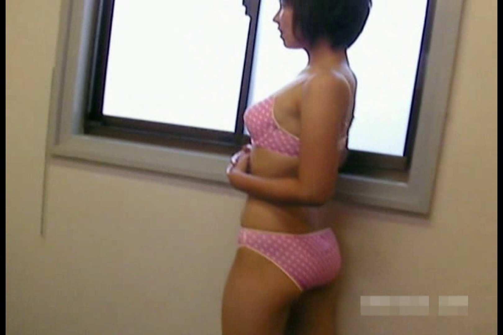 素人撮影 下着だけの撮影のはずが・・・エミちゃん18歳 盗撮   ギャル達のオマンコ  55画像 45