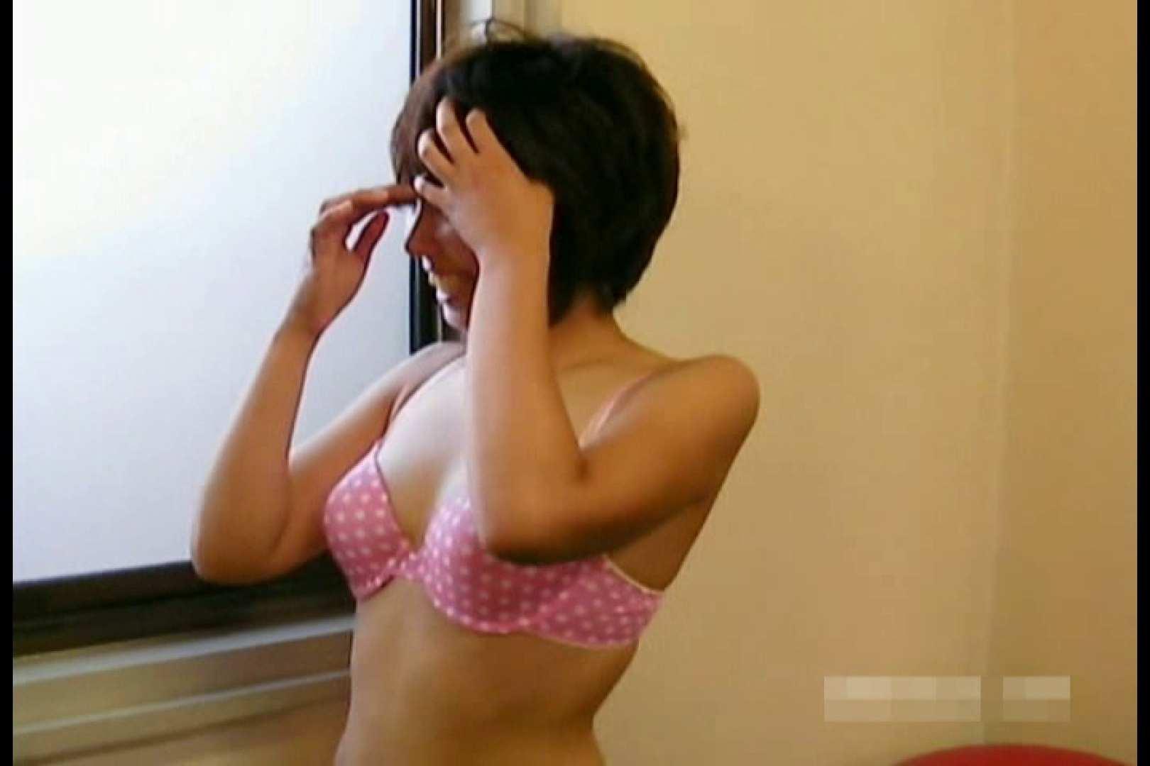 素人撮影 下着だけの撮影のはずが・・・エミちゃん18歳 盗撮   ギャル達のオマンコ  55画像 50