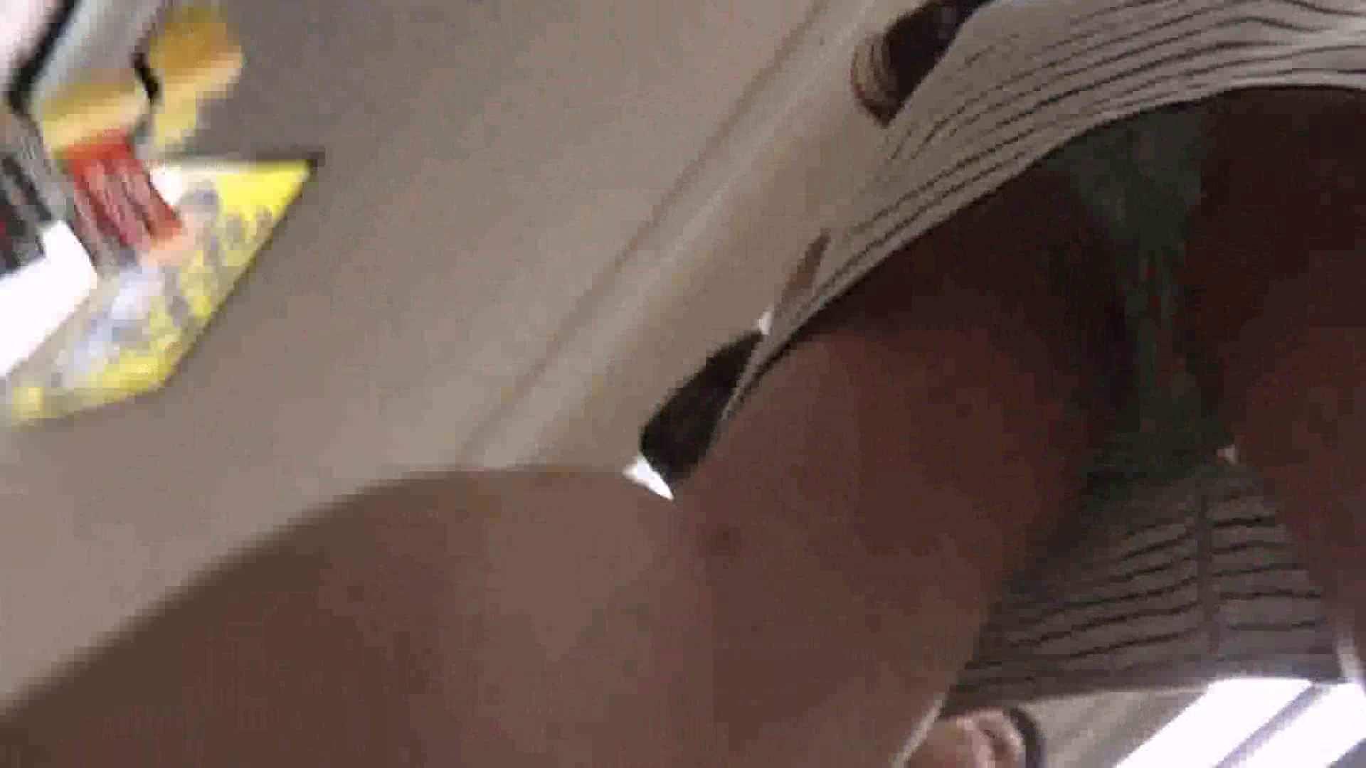真剣に買い物中のgal達を上から下から狙います。vol.01 OL裸体 | チラ系  99画像 38