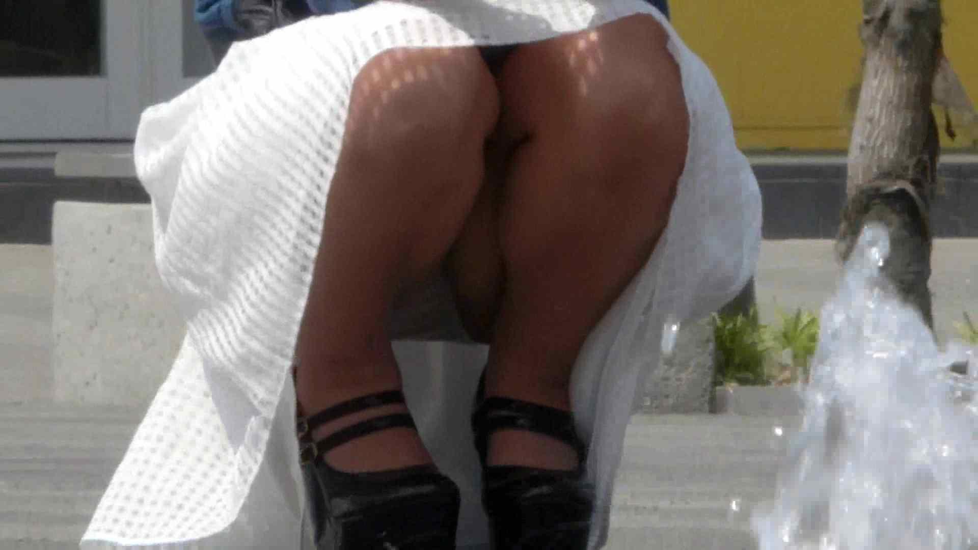 真剣に買い物中のgal達を上から下から狙います。vol.11 フェチ | チラ系  53画像 47