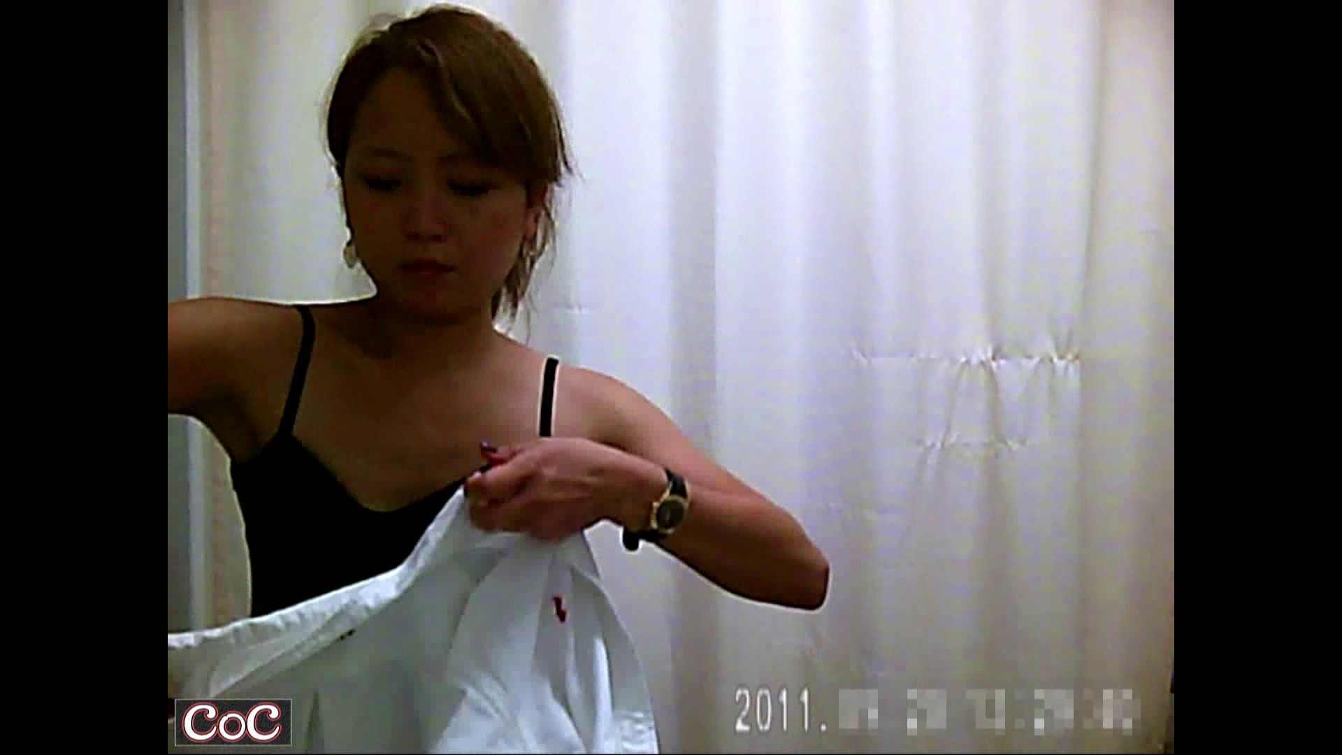 無修正ヌード 病院おもいっきり着替え! vol.29 ピープフォックス(盗撮狐)