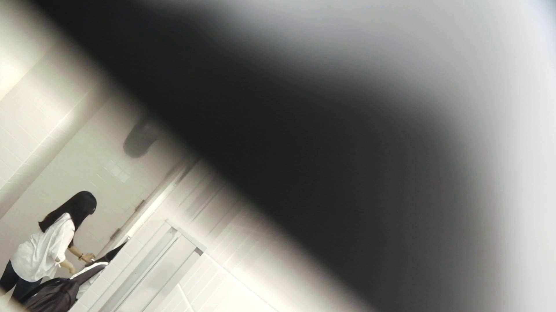 無修正ヌード|vol.21 命がけ潜伏洗面所! ナイスな和式バックショット|ピープフォックス(盗撮狐)