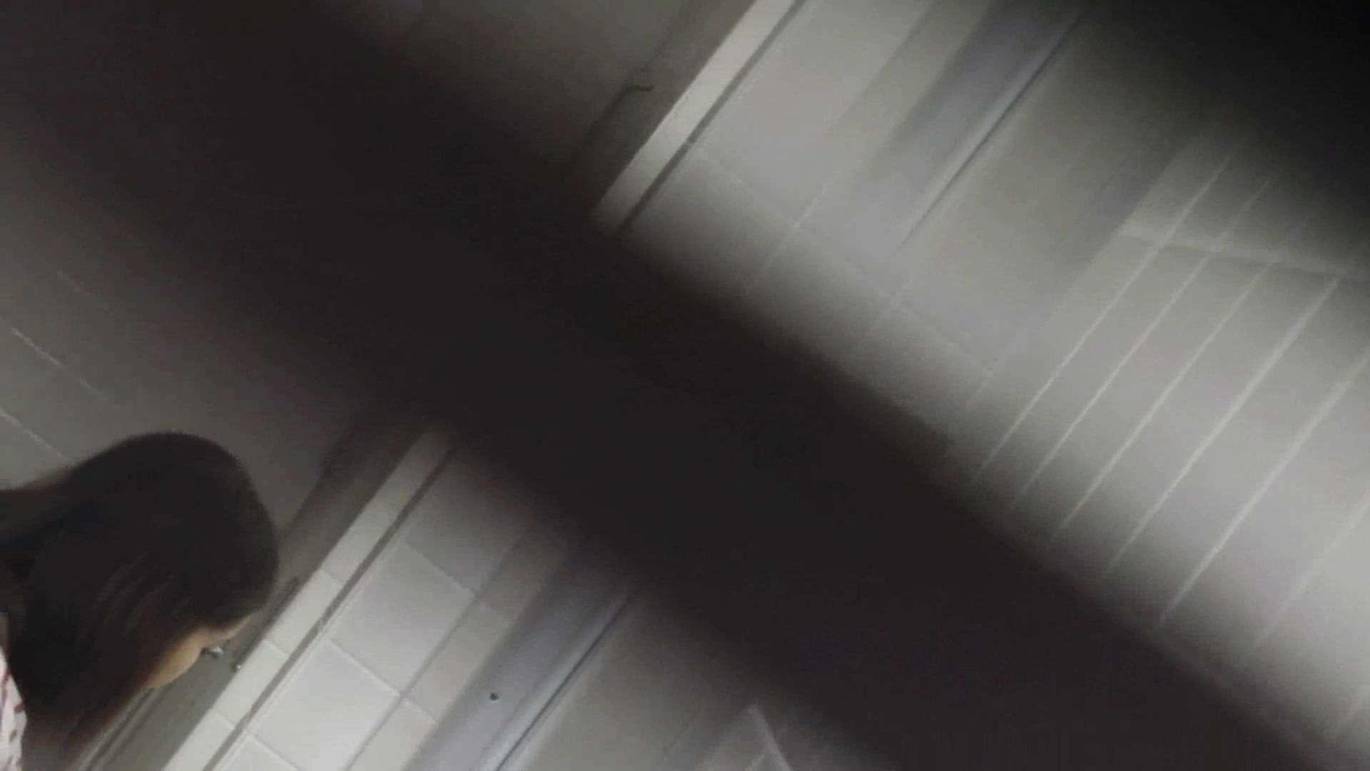 無修正ヌード|vol.27 命がけ潜伏洗面所! 小嶋陽菜似のピンクオシャレさん|ピープフォックス(盗撮狐)