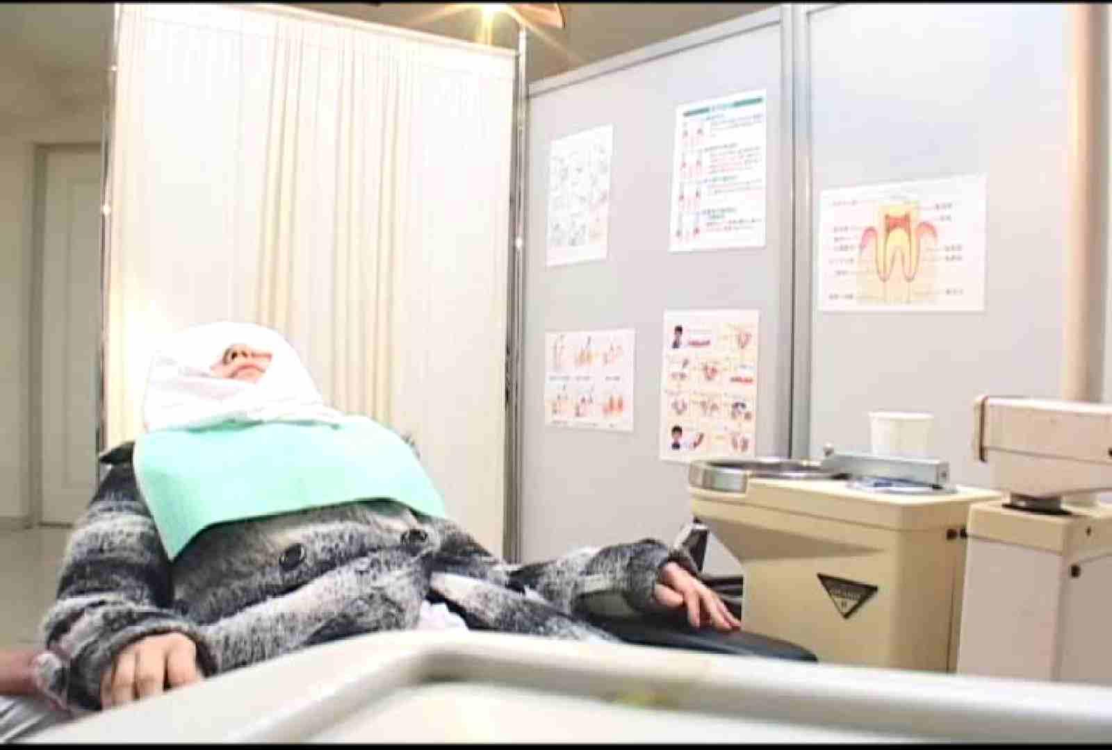 無修正ヌード 看護師が流出させた歯科医院接写パンツVol.4 ピープフォックス(盗撮狐)